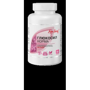 Глюкосил Норма, поддержка здоровья при сахарном диабете и метаболическом синдроме 90 капс.