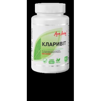 Кларивит, антиоксидантный комплекс 60 капс.