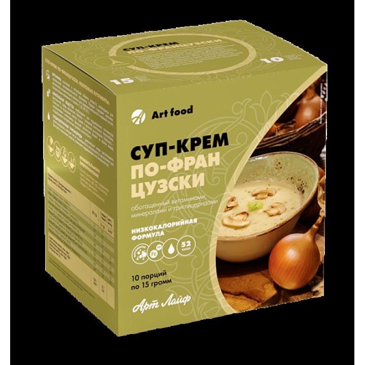 "Суп-крем ""По-французьки"" Фото № 1"